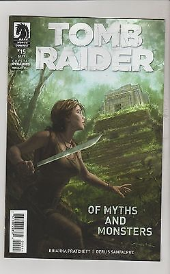 Dark Horse Comics Tomb Raider #15 April 2015 1St Print Nm
