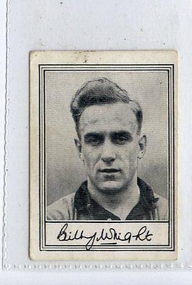 (Jd3917) BARRATT,FAMOUS FOOTBALLERS A2,W.A.WRIGHT,1954,#36