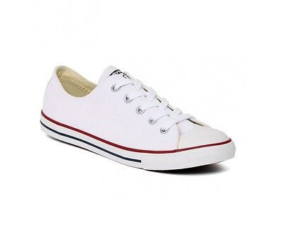 14f6467936d0 Converse All Star Ct Dainty Ox - White - 537204C - Womens Trainers - Brand  New