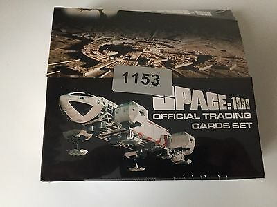 Space 1999 Sealed Box Autos Unstoppable Cards