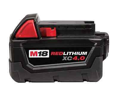 M18™ REDLITHIUM™ XC 4.0 Extended Capacity Battery Pack milwaukee 48-11-1840