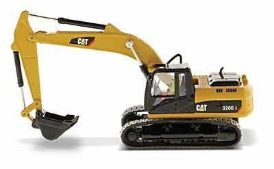 1:87 Scale Cat® 320D L Hydraulic Excavator Die-cast Model