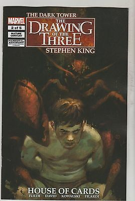 Marvel Comics Dark Tower Drawing Of Three House Of Cards #2 2015 1St Print Nm