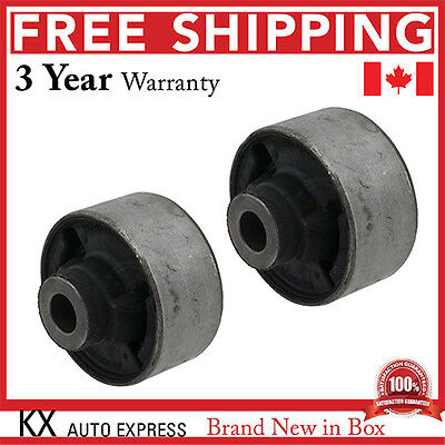 2X Front Lower Rear Control Arm Bushing For Chevy Hhr 2006 2007 2008 2009 2010