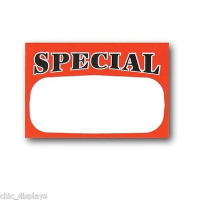 150 pc  RETAIL STORE Special PRICE SIGNS/TAGS