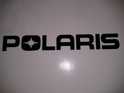 polaris vinyl decal window or bumper sticker