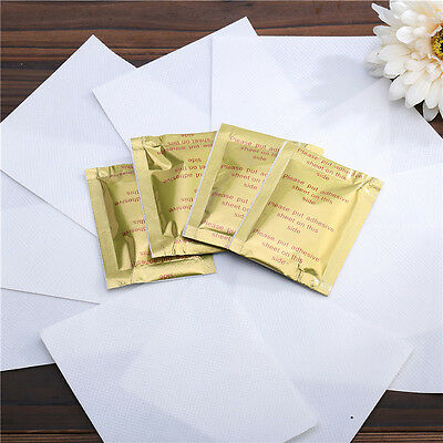Gold Cleansing Detox Foot Pads Patches Remove Body Toxins Weight Loss/Slimming