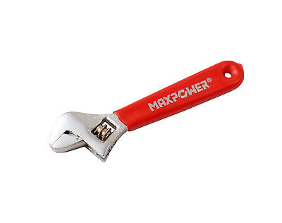 """Miniature 4""""/100mm Mini Adjustable Wrench Shifter Stubby Spanner Jaw Open to16mm"""