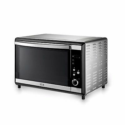 Delki Professional Smart Electric Oven DK-542 Adjustable 4 Heaters 220V 1800W