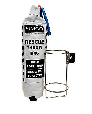 Seago Throw Bag Heaving Line 15m MOB Recovery Line