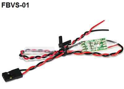 FrSky Battery Voltage Telemetry Sensor ACCST 2.4ghz Taranis FBVS01 orangeRX -uk