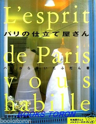Tailor of Paris /Japanese Clothes Sewing Pattern Book