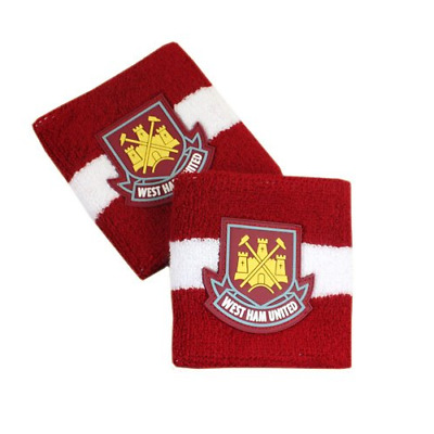 West Ham Wristbands / Sweatbands