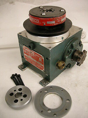 New Camco Ferguson Rotary Gear Index Indexer Gearbox 300Ra4H14 For Machine Shop