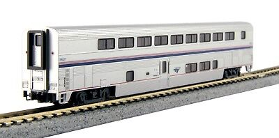 N Scale - KATO 156-0954 AMTRAK Superliner II Transition Sleeper Car - Phase IVb