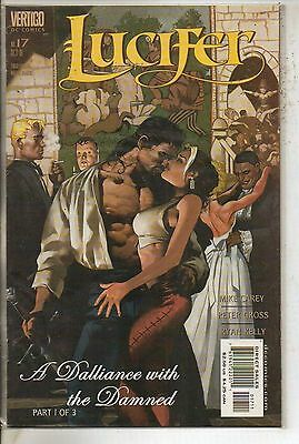 DC Vertigo Comics Lucifer #17 October 2001 NM