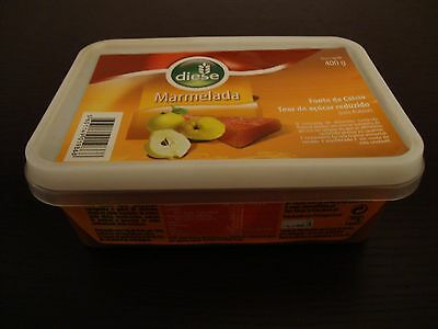 QUINCE JAM from Portugal * Fruit jelly/Marmelada * 400 gr / Registered mail