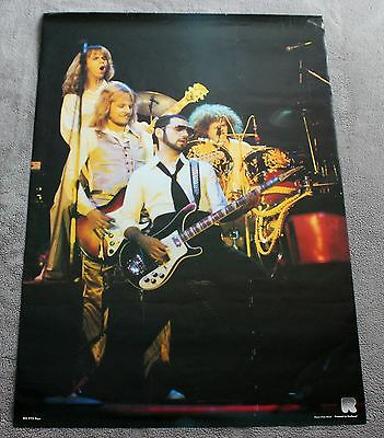 STYX 1980s Live Concert Group Photo Panozzo Holland Music Poster #RO 073 VG C6.