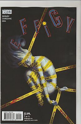 Dc Vertigo Comics Effigy #2 April 2015 1St Print Nm