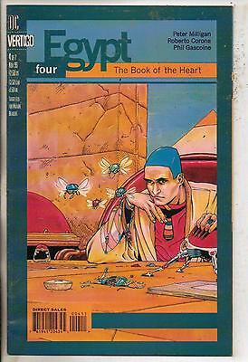 DC Vertigo Comics Egypt #4 November 1995 VF+