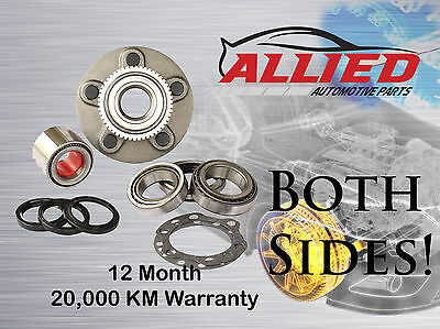 Two Front Wheel Bearing Kit Mercedes A170 5005-2014 - 4519