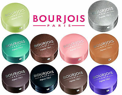 Bourjois Ombre A Paupieres Eyeshadow Depuis 1863 Little Pot Without Applicator