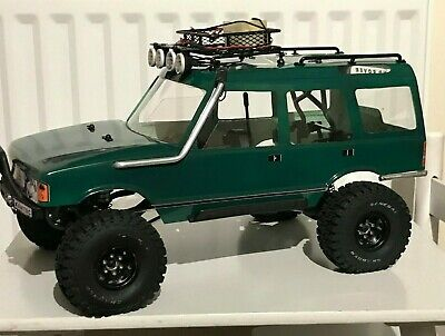 LAND ROVER DISCOVERY 1:10 Kamtec body ABS Decal Include