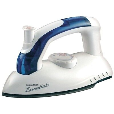 Lloytron Folding Travel Iron 7 E156