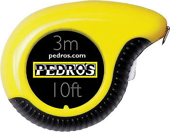 NEW Pedro's Tape Measure English/Metric