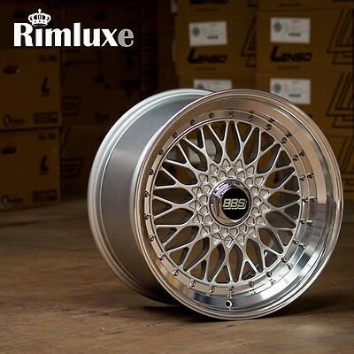 Lenso Bsx Bbs Rs Style Alloy Wheels Vw Bmw Honda Ford Audi Toyota Vauxhall