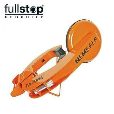 Purpleline Fullstop Nemesis STD Caravan Security Wheel Clamp