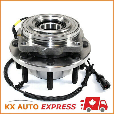 Front Wheel Bearing Hub Assembly For Ford F250 Super-Duty 2005 2006 2007 4Wd Srw