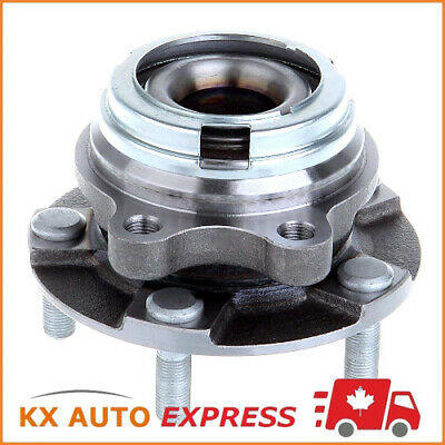 Front Wheel Bearing Hub Assembly For Infiniti Fx35 Awd 2003 2004 2005 2006 2007