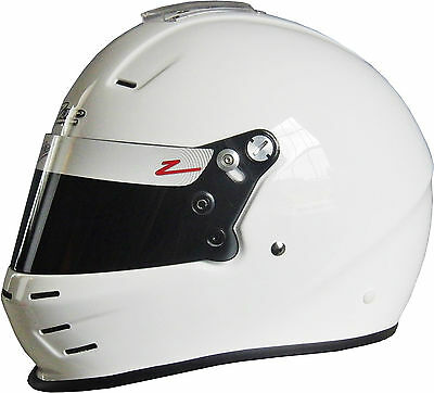 ZAMP - RZ-35 SA2015 Pro Auto Racing Helmet - Light Composite Snell Rated
