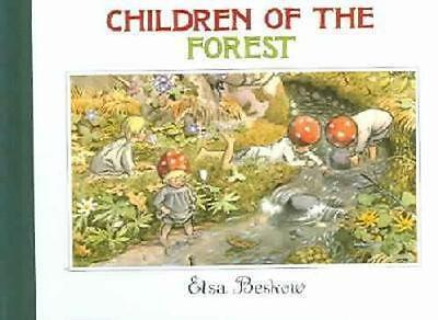 Children of the Forest by Elsa Beskow (2005, Hardcover, Gift, Mini Edition)