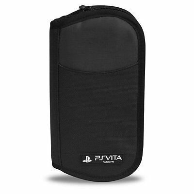 Playstation Vita Officially Licensed 4Gamers Travel Case Black pouch official