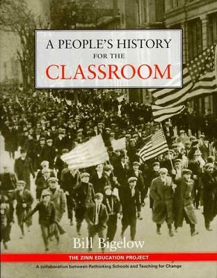 A People's History For The Classroom - New Paperback Book