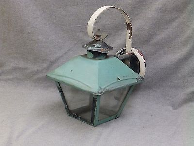 Vintage Copper Arts Crafts Porch Sconce Wall Light Fixture Old Outdoor 800-16 • CAD $222.29