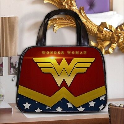 Wonder Woman Justice League Female Furies Women's Classic Handbag Purse