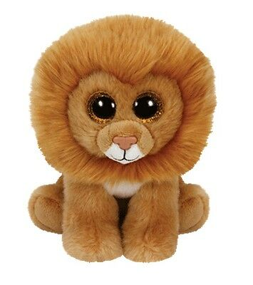 """Ty Classic 12"""" Plush LOUIE the LION ~NEW~"""