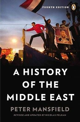 A History Of The Middle East - New Paperback Book
