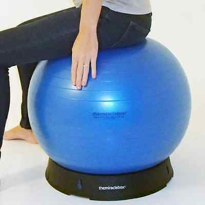 The Miracle Box Exercise Maternity Ball Stabiliser