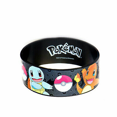 Pokemon Starter Pokemon Youth Silicone Bracelet