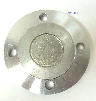 "Blind Flange 4"" 125 Raised Face Aluminum A356-F Ansi-B16.1 Usa <A613110"