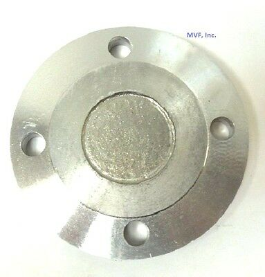 "Blind Flange 3"" 125 Raised Face Aluminum A356-F Ansi-B16.1 Usa <A611110"