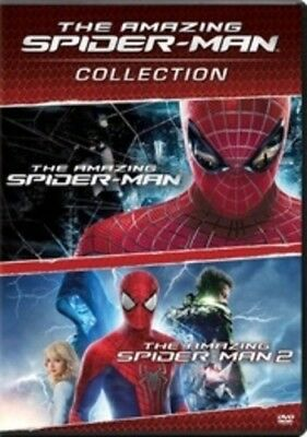 The Amazing Spider-Man / The Amazing Spider-Man 2 [New DVD] 2 Pack