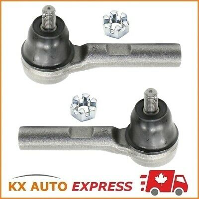 2X Front Tie Rod End For Chrysler Pt Cruiser 2005 2006 2007 2008