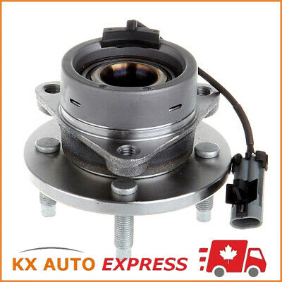 FRONT WHEEL HUB BEARING ASSEMBLY for CHEVROLET COBALT 2005 2006 2007 w/ABS 4 lug