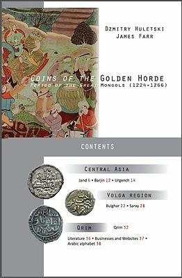 Coins of the Golden Horde. Period of the Great Mongols (1224-1266). Catalogue