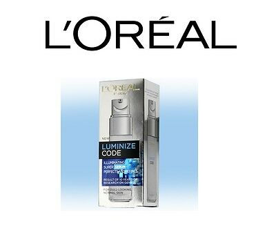 L'oreal Luminize Code Illuminating Super Serum 30Ml **brand New & Boxed**